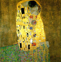 The Kiss - G. Klimt